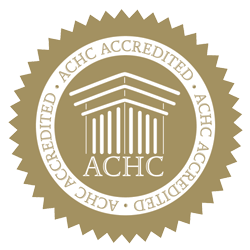 ACHC Logo Seal