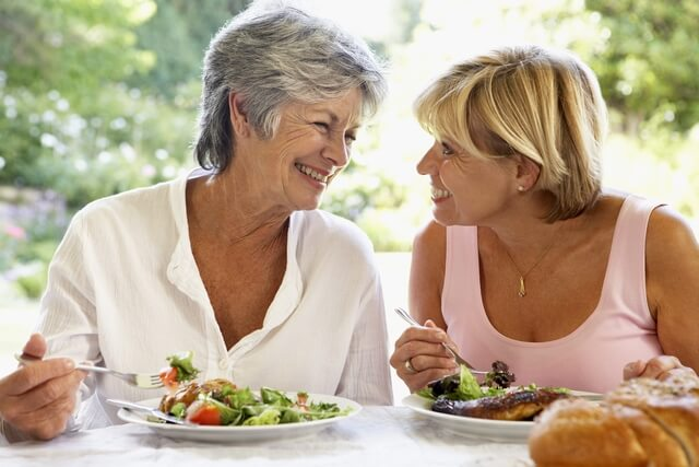 Maintaining Your Metabolism at an Advanced Age