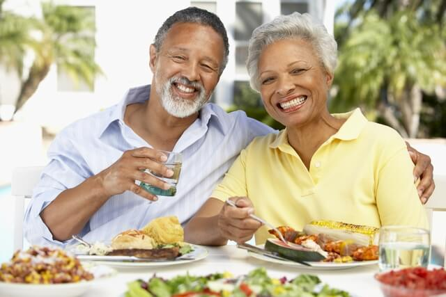 Nutrition How Can It Keep You Young